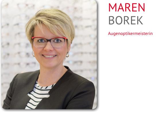 Maren Borek GanterOptik