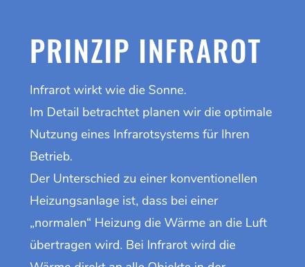 Prinzip Infrarot Info Björn Halfbrodt