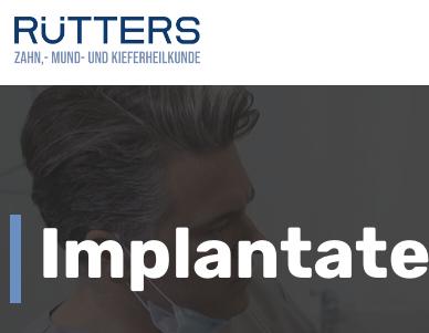 Dr Rütters Implantate